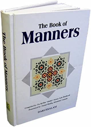 Tuscany Bernier's review of The Book Of Manners