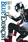 Blue Exorcist, Vol. 1 by Kazue Kato