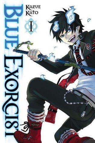 Blue Exorcist, Vol. 1  (Blue Exorcist, #1)