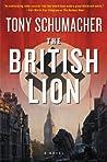 Book cover for The British Lion (John Rossett #2)