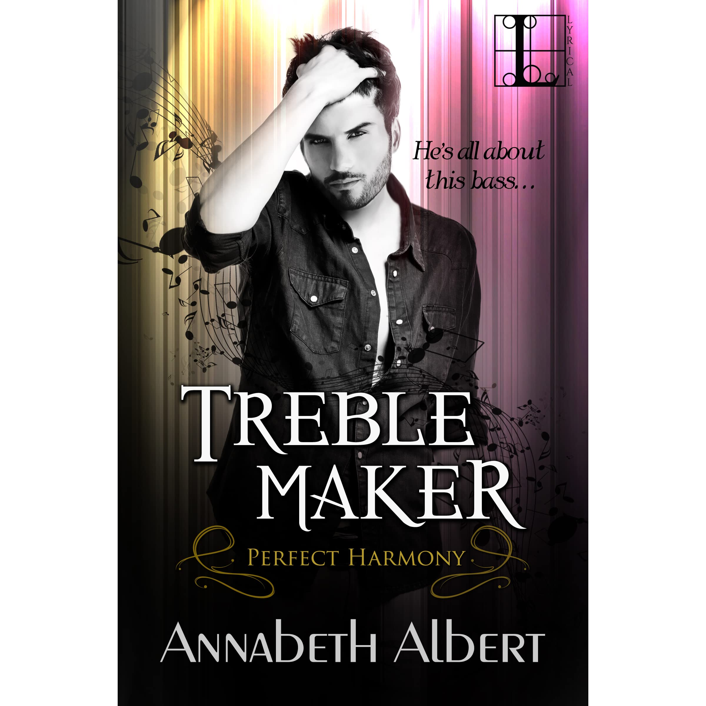 treble maker perfect harmony 1 by annabeth albert