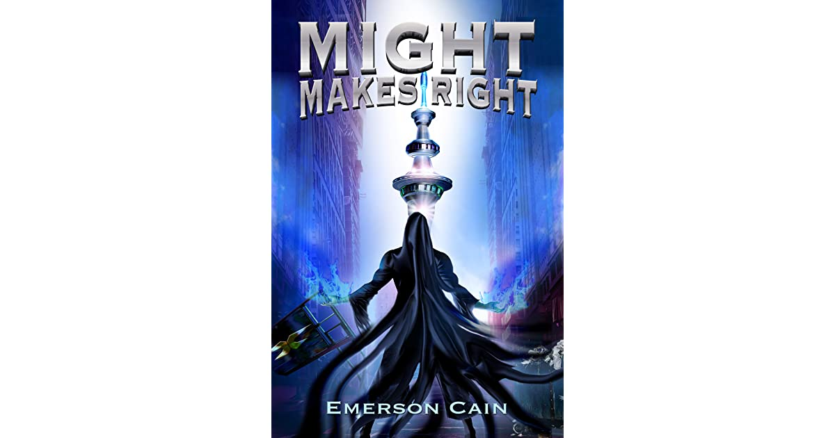 might makes right The phrase might is right refers to the idea that people who have power can do whatever they want this idea is often phrased a little differently as might makes right.