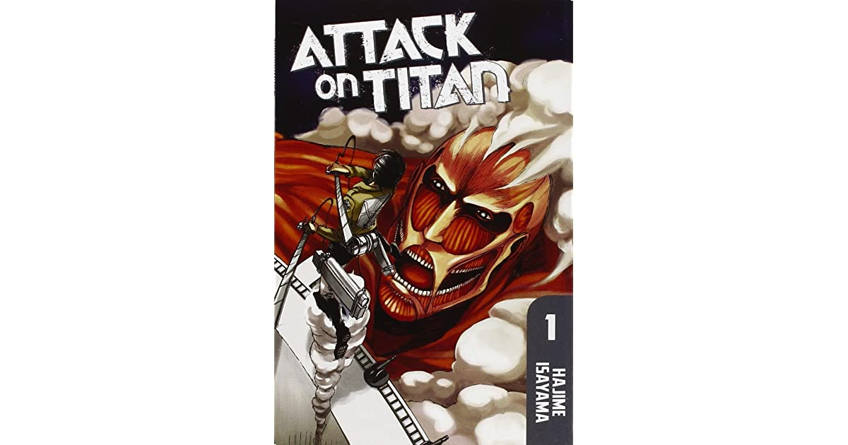 Attack On Titan Vol 1 Attack On Titan 1 By Hajime Isayama Words cannot express how brilliant the writing, the paneling and the artwork are in this. attack on titan vol 1 attack on