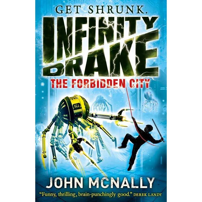The Forbidden City Infinity Drake 2 By John Mcnally