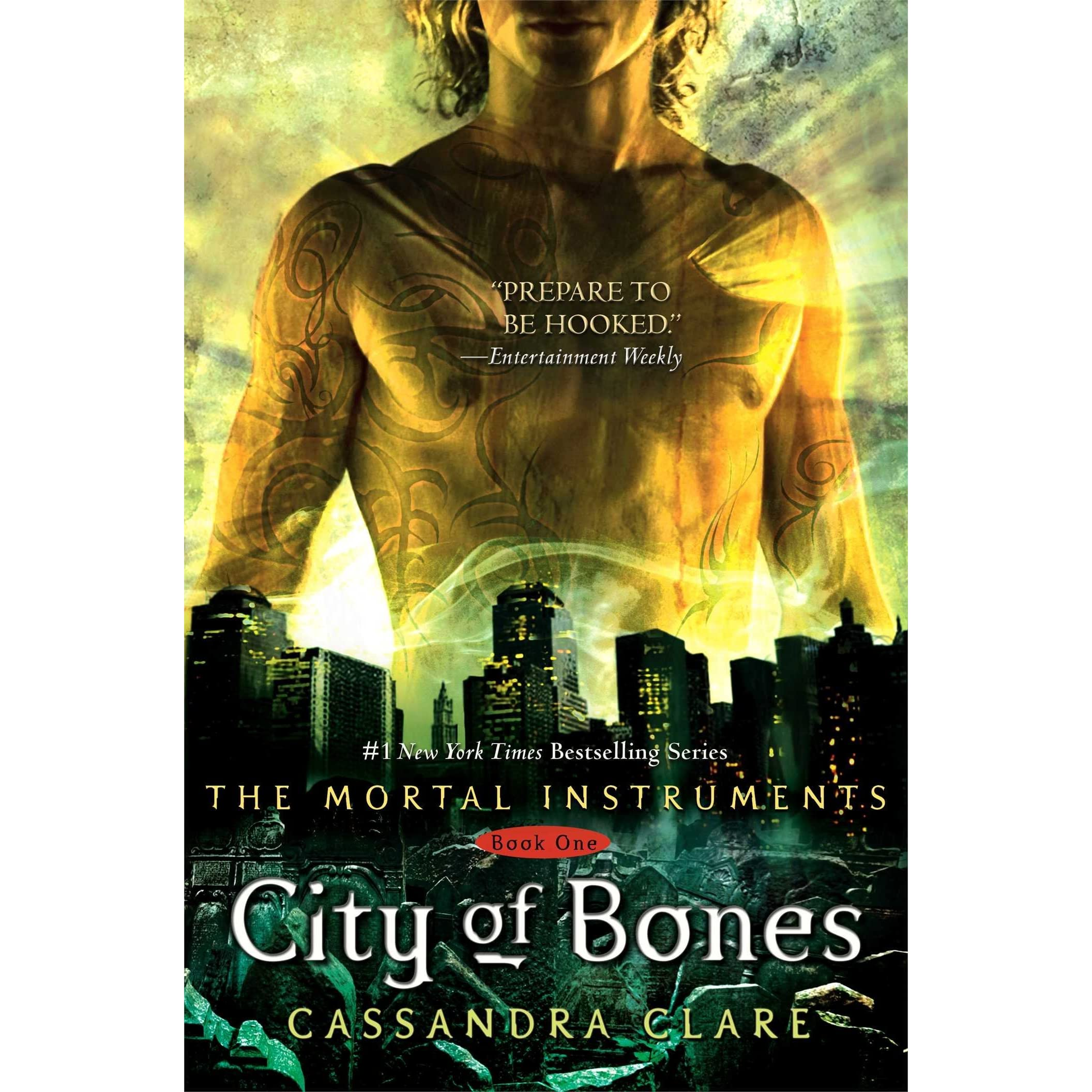 City of Bones The Mortal Instruments 1 by Cassandra Clare
