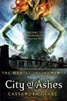 City of Ashes (The Mortal Instruments, #2) cover