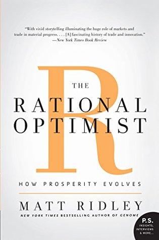 The Rational Optimist (P.S.)
