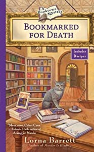 Bookmarked for Death (Booktown Mystery, #2)
