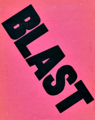 Blast #1 book cover