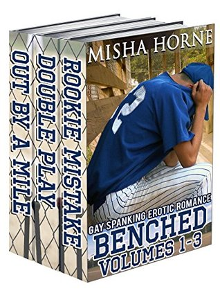 Benched Volumes 1-3 Boxed Set