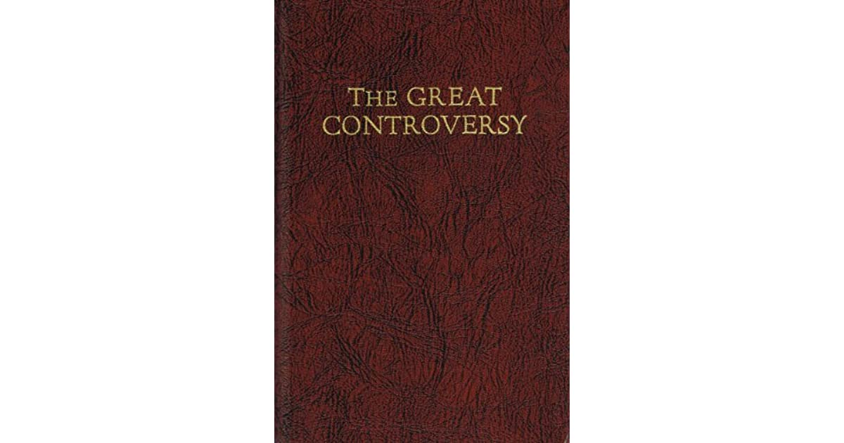 The great controversy by ellen g white fandeluxe Image collections