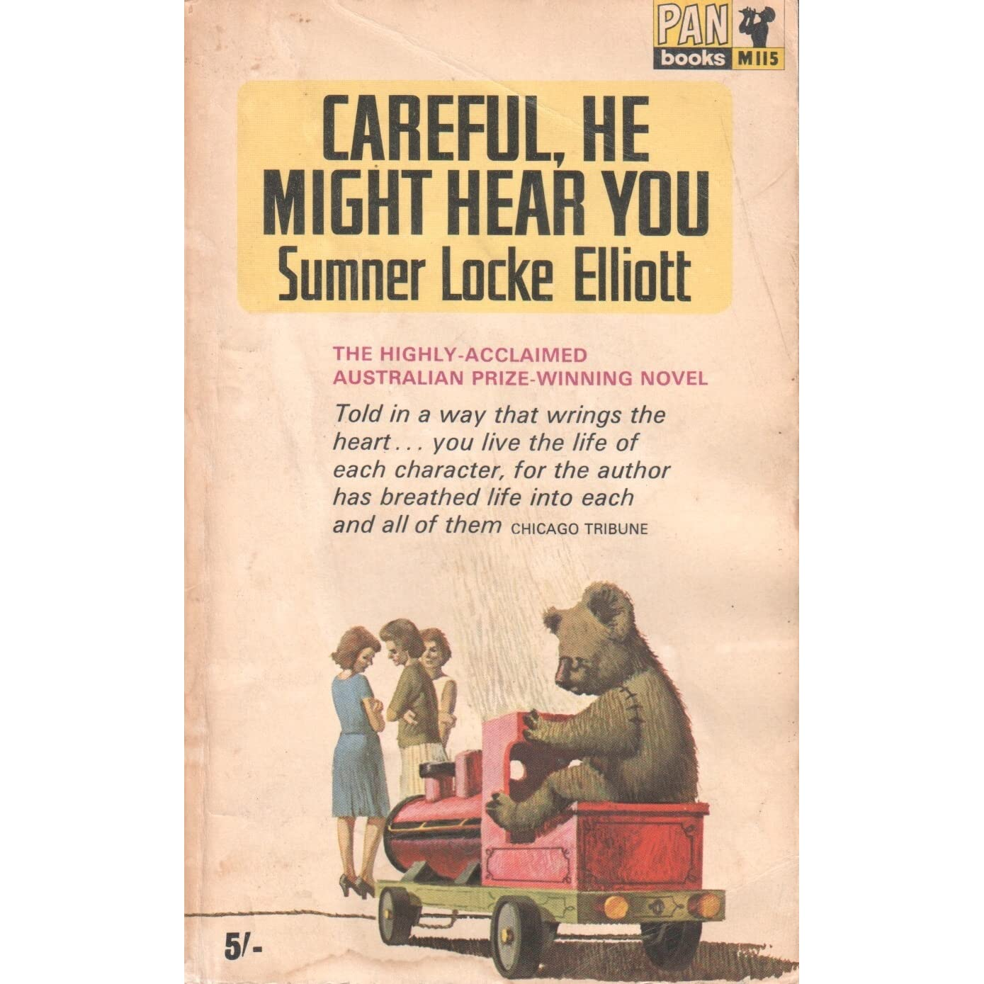 an analysis of personal identity in careful he might hear you by sumner locke elliot In search for personal identity in careful he might hear you by sumner locke elliot  an analysis of the compromise of missouri and its role in the civil war.