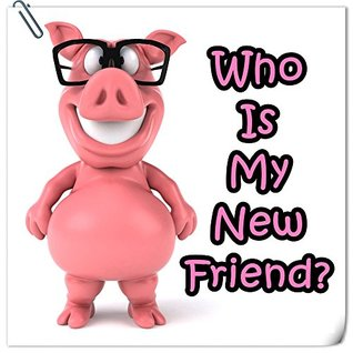 Children's Books: Who Is My New Friend: Picture books for kids, Early Readers, Bedtime Stories For Kids,Books For Kids,Beginner Reader Books (ages 3-8)