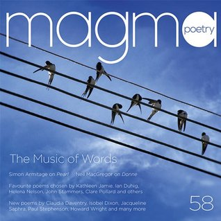 Magma Poetry 58 The Music of Words