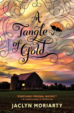 A Tangle of Gold (The Colours of Madeleine, #3)