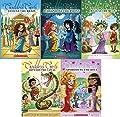 Goddess Girls 5 Book Boxed Set: Artemis the Loyal, Aphrodite the Diva, Athena the Brain, Persephone the Phony, Medusa the Mean