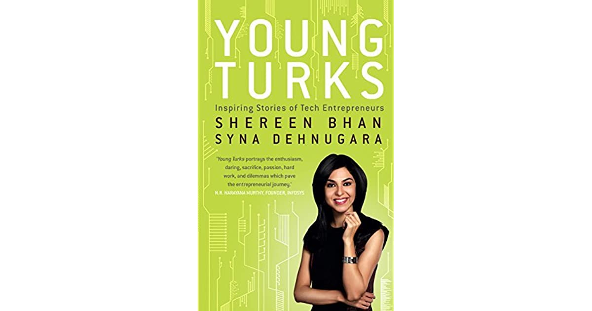 Young Turks: Inspiring Stories of Tech Entrepreneurs by