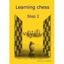 Step Rob Brunia By Learning 2 Chess Workbook lF1T3KJc