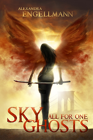 Sky Ghosts: All for One (Sky Ghosts, #1)