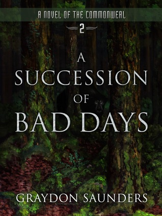 A Succession of Bad Days by Graydon Saunders