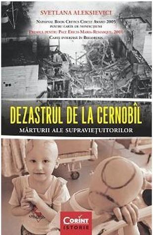 Dezastrul de la Cernobîl by Svetlana Alexievich
