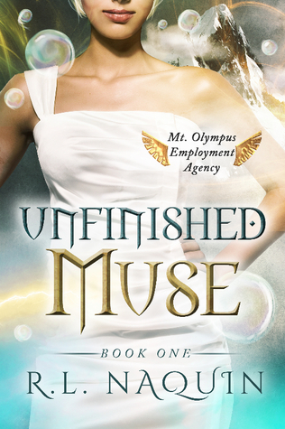Unfinished Muse (Mt. Olympus Employment Agency: Muse #1)