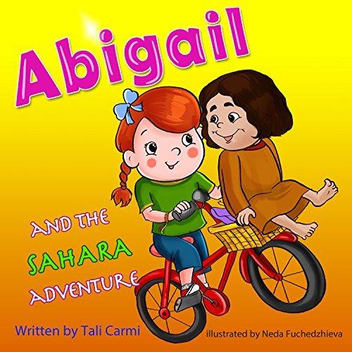 Abigail And The Jungle Adventure By Tali Carmi
