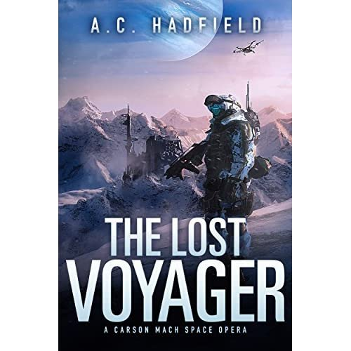The lost voyager carson mach adventure 2 by ac hadfield fandeluxe Image collections