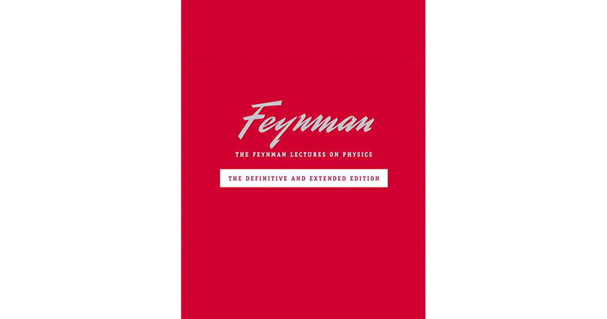 Feynman Lectures Book