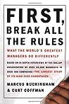 First, Break All ...