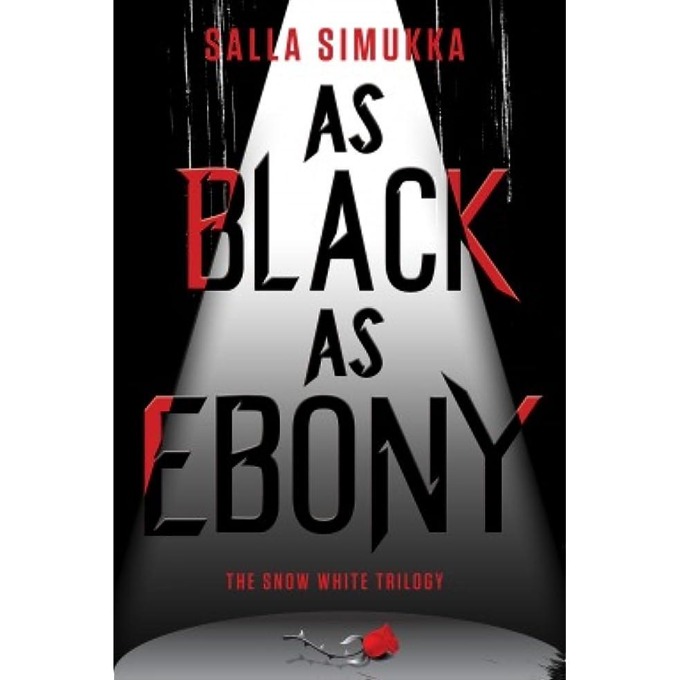 Ebony μαύρο έφηβος