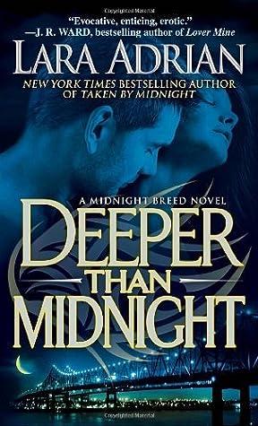 Deeper Than Midnight (Midnight Breed, #9)