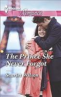 The Prince She Never Forgot (Harlequin Romance)