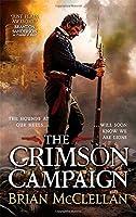 The Crimson Campaign (Powder Mage, #2)