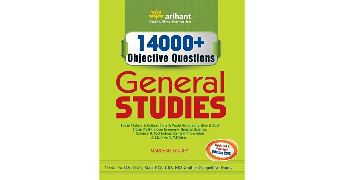 General Knowledge 2013 By Manohar Pandey Pdf