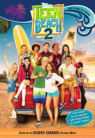Teen Beach 2 (Disney Junior Novel (ebook))