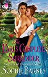 The Earl's Complete Surrender (Secrets at Thorncliff Manor, #2)