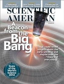 Scientific American. October 2020