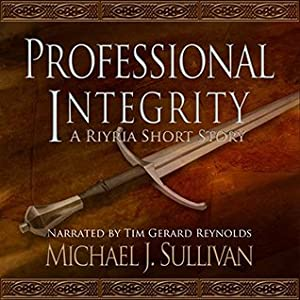 Professional Integrity (The Riyria Chronicles, #2.6)