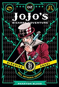 JoJo's Bizarre Adventure: Part 1—Phantom Blood, Vol. 2