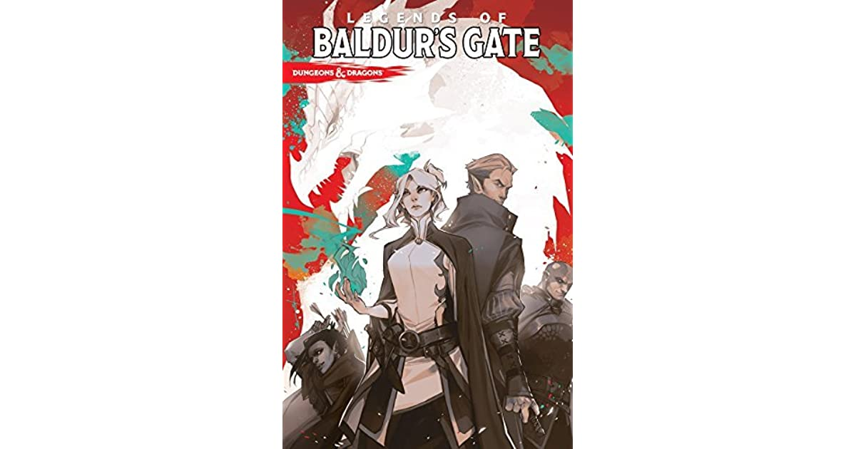Dungeons & Dragons: Legends of Baldur's Gate by Jim Zub (5 star ratings)