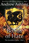 The Invisible Chains - Part 1: Bonds of Hate (Dark Tales of Randamor the Recluse #1)