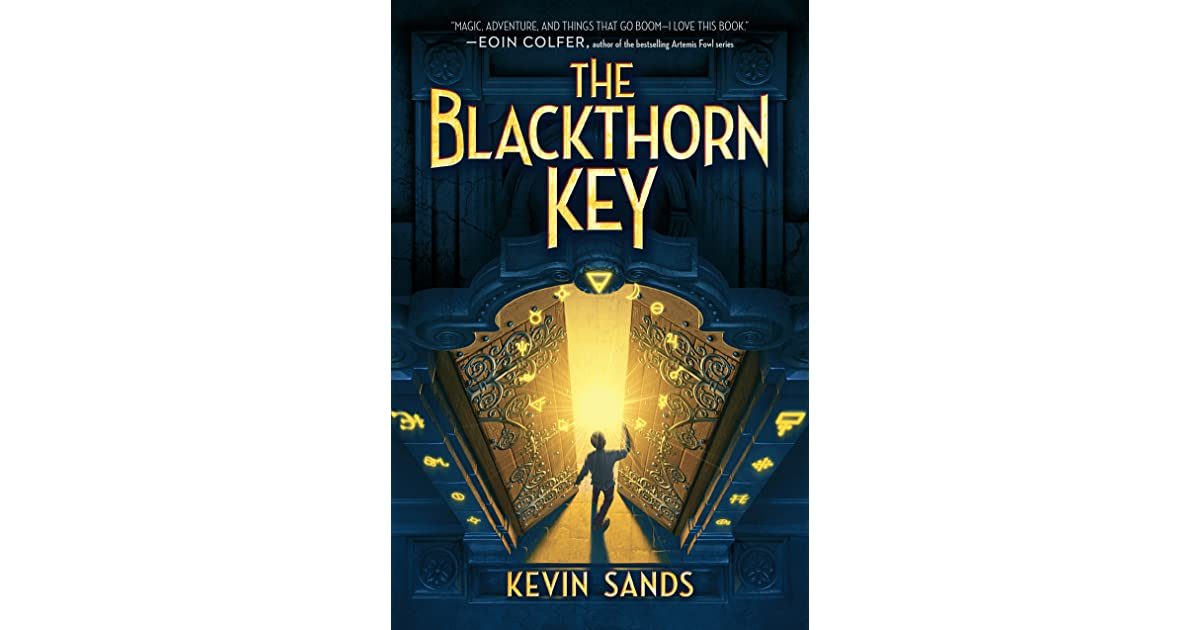 The Blackthorn Key (The Blackthorn Key, #1) by Kevin Sands