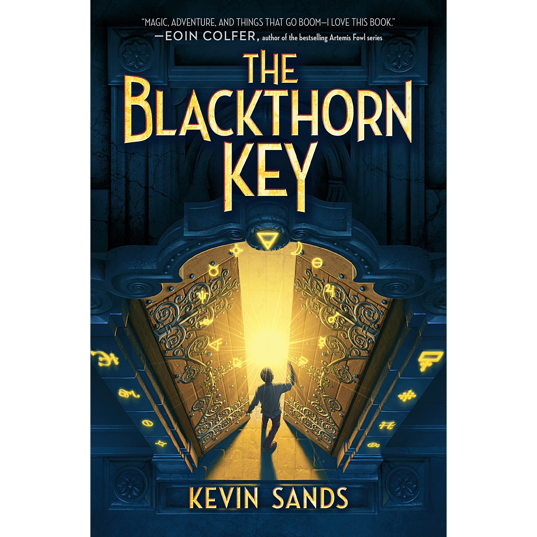 The blackthorn key the blackthorn key 1 by kevin sands fandeluxe Choice Image