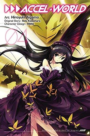 Accel World Manga, Vol. 4