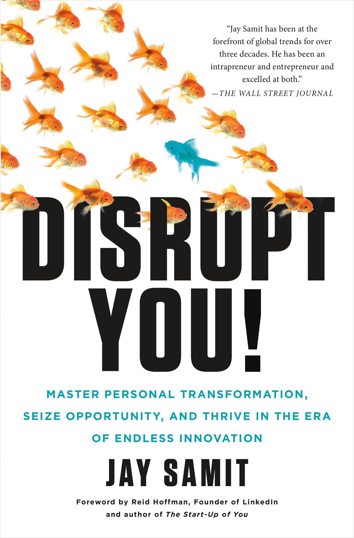 Disrupt You  Master Personal Transformati - Jay Samit