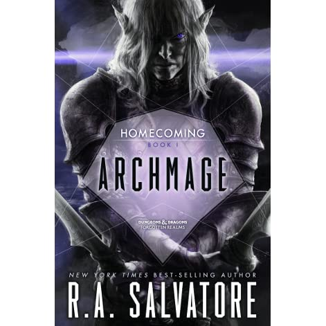 Archmage by R A  Salvatore