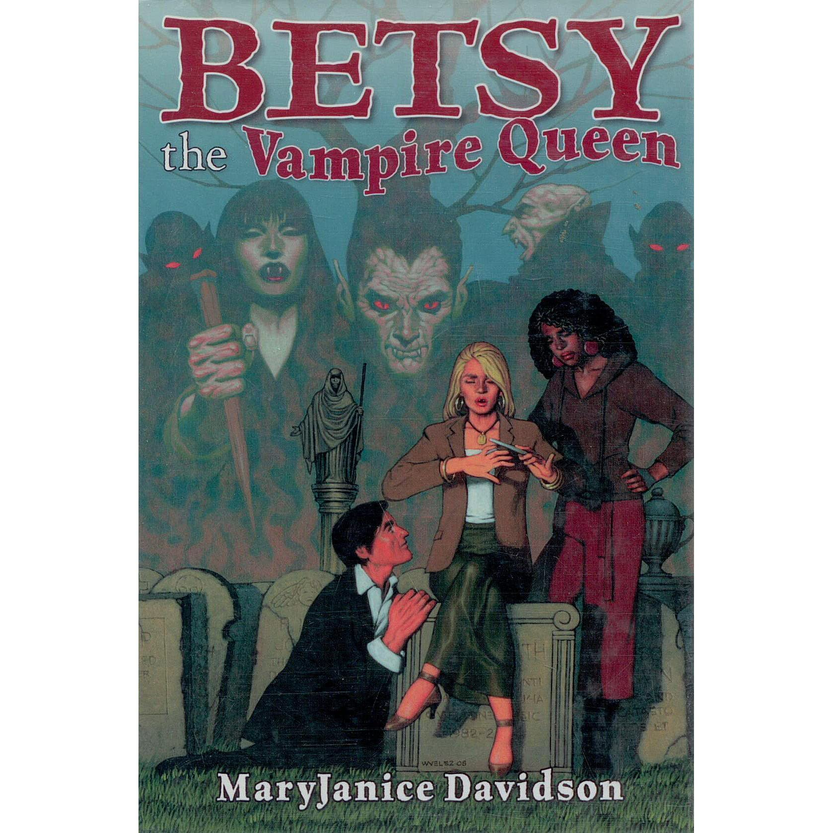 Betsy The Vampire Queen (undead, #14) By Maryjanice Davidson €� Reviews,  Discussion, Bookclubs, Lists