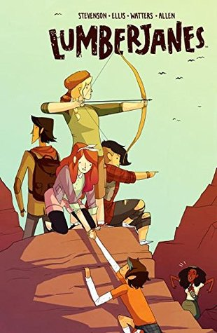 Image result for lumberjanes book 2
