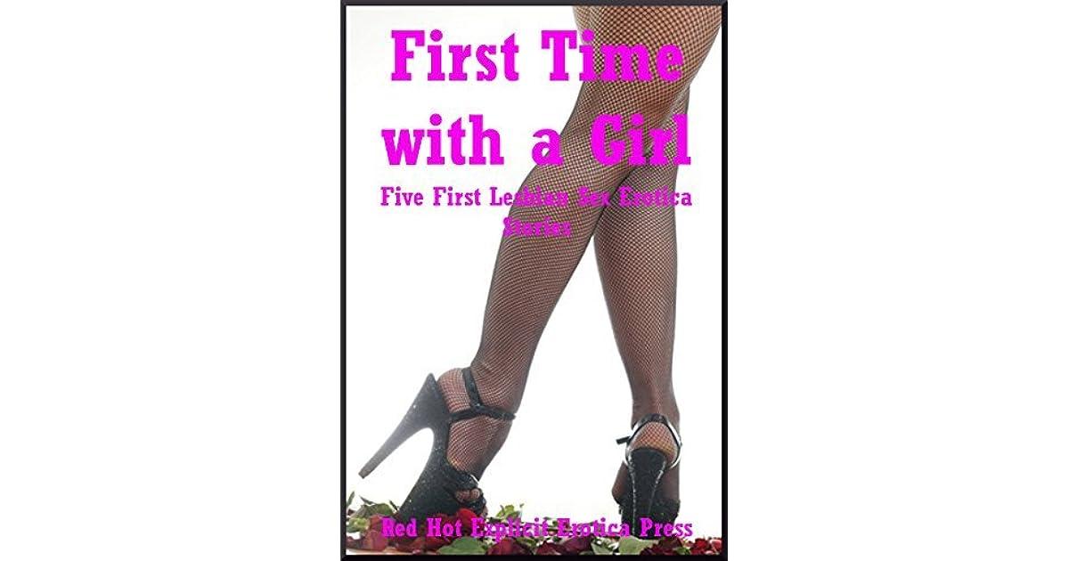 Lesbian first time sex stories